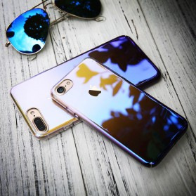 Gradient Mirror Hardcase for iPhone 7 Plus / 8 Plus - Blue - 2