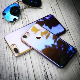 Gradient Mirror Hardcase for iPhone 6 Plus / 6s Plus - Blue - 2