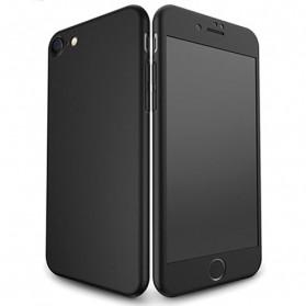 OTAO Full Cover Hard Case Shell for iPhone 6 Plus / 6s Plus - OT6 - Black