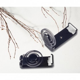 Joystick Analog Smartphone dengan Clamp - Black - 5