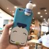 Casing 3D Cartoon Disney Tsum Tsum for iPhone 7 Plus / 8 Plus - Blue