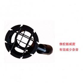 Fleksibel Stand Mikrofon & 2 x Lazypod Smartphone Holder - KH-28 - Black - 4