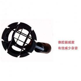 Fleksibel Stand Mikrofon dan Lazypod Smartphone Holder Universal - NB-22 - Black - 2