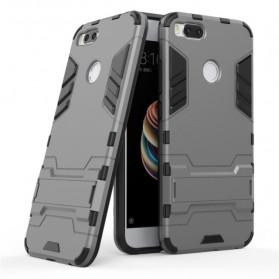 Ironman Armor Hardcase for Xiaomi Mi A1/5x - Gray