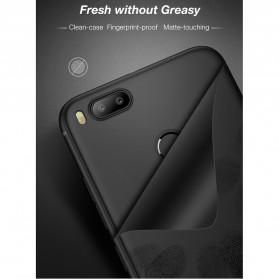 CAFELE TPU Case for Xiaomi Mi A1/5x - Transparent - 7