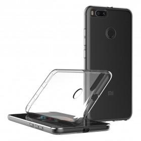 Ultra Thin TPU Case for Xiaomi Mi A1/5x - Transparent