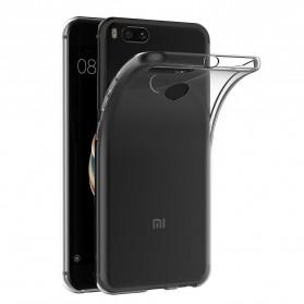 Ultra Thin TPU Case for Xiaomi Mi A1/5x - Transparent - 2