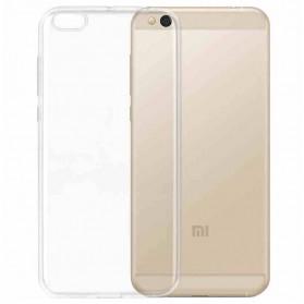 Luxury Ultra Thin TPU Case for Xiaomi Mi5c - Transparent