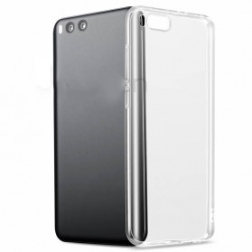 Luxury Ultra Thin TPU Case for Xiaomi Mi6 - Transparent