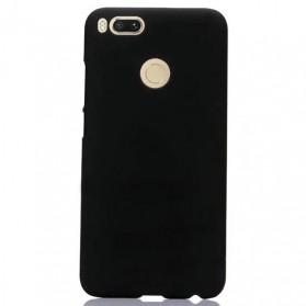 Plastic Matte Hardcase for Xiaomi Mi5x - Black - 1