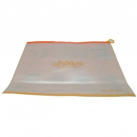 Cheese Document Keeper Pouch Waterproof untuk Tablet iPad