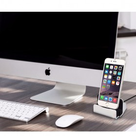 Charging Dock Magnetic Lightning iPhone - Black - 3