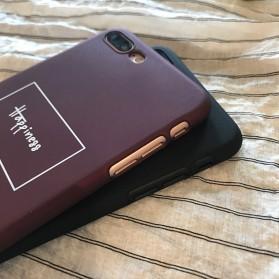 Smart Word Hardcase for iPhone 7 Plus / 8 Plus - Black - 4
