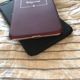 Smart Word Hardcase for iPhone 7 Plus / 8 Plus - Black - 6