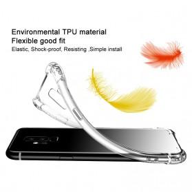 Anti Crack Case for Samsung Galaxy S9 - Transparent - 6