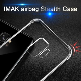 Anti Crack Case for Samsung Galaxy S9 Plus - Transparent - 5