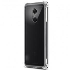 Anti Crack Case for Xiaomi Redmi 5 - Transparent - 2