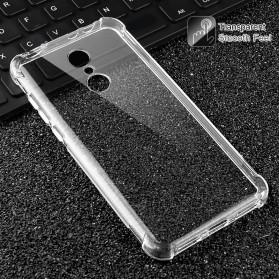 Anti Crack Case for Xiaomi Redmi 5 - Transparent - 3