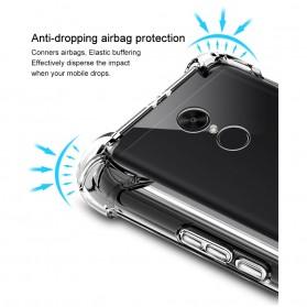 Anti Crack Case for Xiaomi Redmi 5 - Transparent - 4