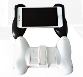 Mobile Gamepad Hand Grip Holder for Smartphone - A500 - Black - 3