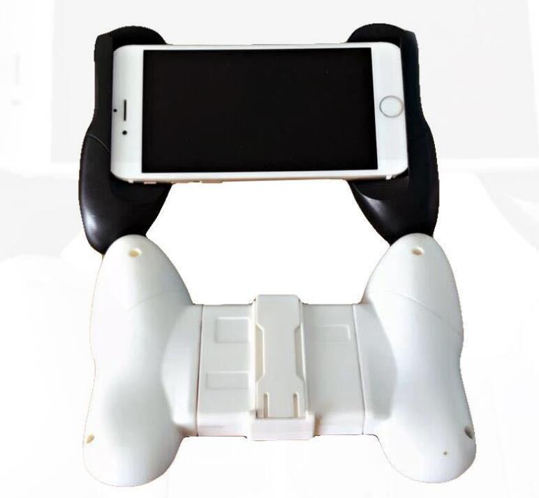 Mobile Gamepad Hand Grip Holder for Smartphone - Black - 3