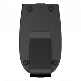 Clip Bluetooth FM Transmitters Handsfree Mobil 3.5mm - BT69 - Black - 6