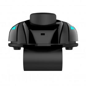 Clip Bluetooth FM Transmitters Handsfree Mobil 3.5mm - BT69 - Black - 7