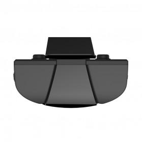 Clip Bluetooth FM Transmitters Handsfree Mobil 3.5mm - BT69 - Black - 8