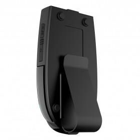 Clip Bluetooth FM Transmitters Handsfree Mobil 3.5mm - BT69 - Black - 9