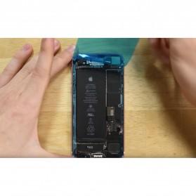 3M Adhesive Tape Glue Waterproof for iPhone 8 - Black - 5
