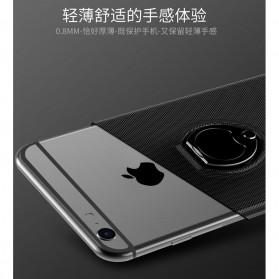 Creatives iRing Hard Case for iPhone 7/8 - Black - 7