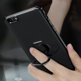 Creatives iRing Hard Case for iPhone X - Black - 3