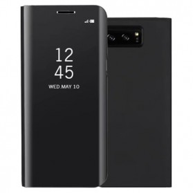 Smart Cover Flip Case for Samsung Galaxy S9 - Black