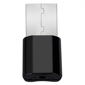 USB Bluetooth Receiver 3.5mm - K12 - Black