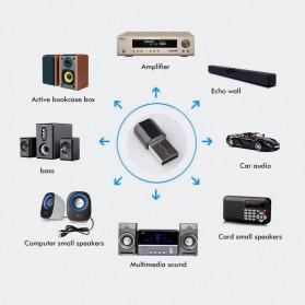 USB Bluetooth Receiver 3.5mm - K12 - Black - 6