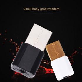USB Bluetooth Receiver 3.5mm - K12 - Black - 7