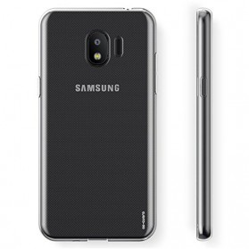 Ultra Slim TPU Case for Samsung Galaxy J4 2018 - Transparent