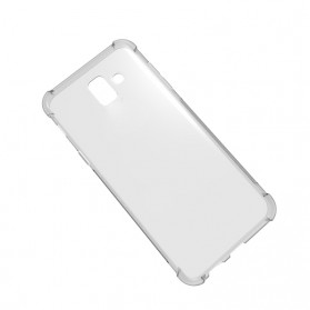 Anti Crack Case for Samsung Galaxy A6 2018 - Transparent