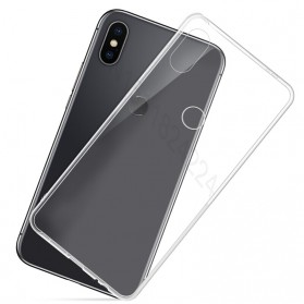 Ultra Thin TPU Case for Xiaomi Redmi S2 - Transparent