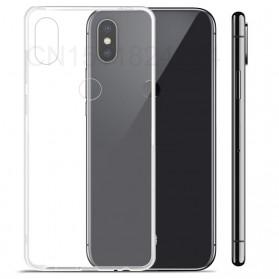 Ultra Thin TPU Case for Xiaomi Redmi S2 - Transparent - 4