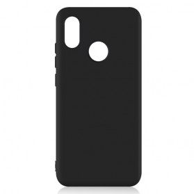 Matte TPU Softcase for Xiaomi Redmi S2 - Black