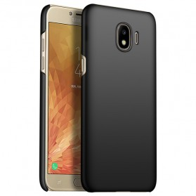 Ultra Thin Hard Case for Samsung Galaxy J4 2018 - Black