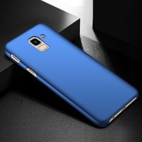 Ultra Thin Hard Case for Samsung Galaxy J6 2018 - Black - 3