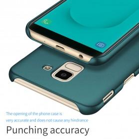 Ultra Thin Hard Case for Samsung Galaxy J6 2018 - Black - 6