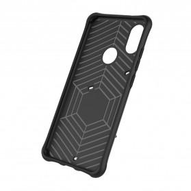 TPU Softcase with Kickstand for Xiaomi Mi6X - Black - 3