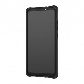 TPU Softcase with Kickstand for Xiaomi Mi6X - Black - 6