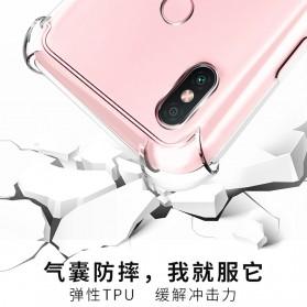 Transparent Crystal Shockproof Softcase For Xiaomi 8 - Transparent - 3