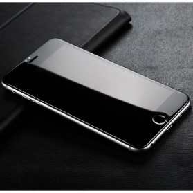 5D Tempered Glass for iPhone 7 Plus / 8 Plus - Black