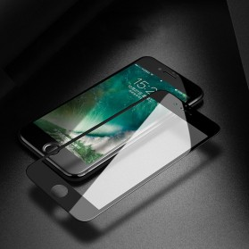 5D Tempered Glass for iPhone 7 Plus / 8 Plus - Black - 2