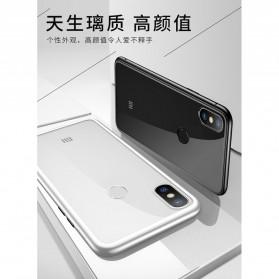 Tempered Glass Case for Xiaomi Mi 8 - White - 3